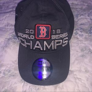 NWT red sox hat
